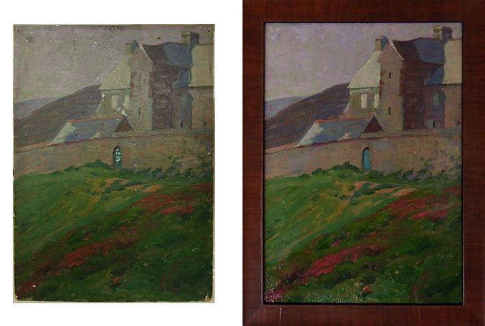 bilder restaurierung