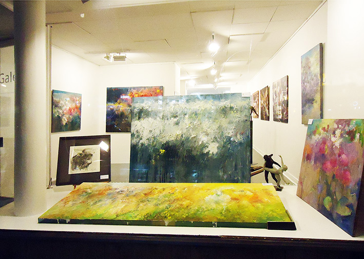 Ausstellungsfläche 1