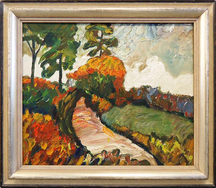 Peter Canty Landschaft 2