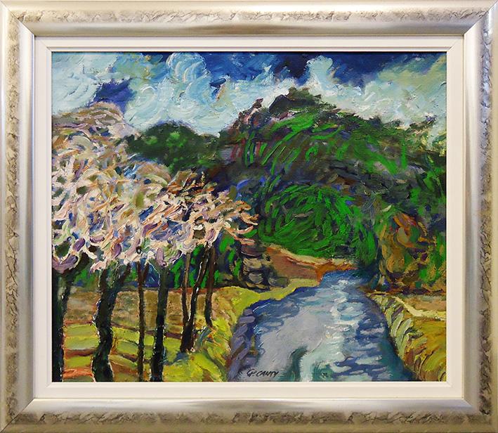 Peter Canty Landschaft 1