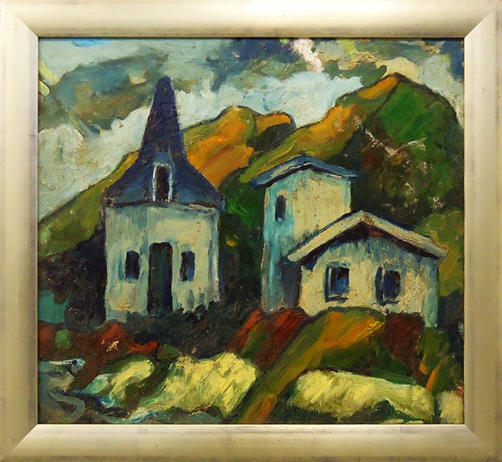 Peter Canty Landschaft 4